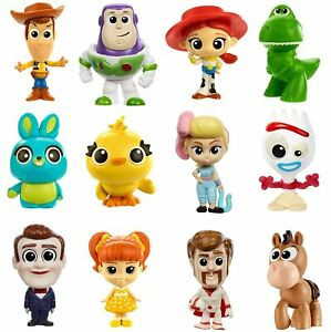 DISNEY-PIXAR-TOY-STORY-4-034-Minis-034-Blind-Bags-Lot-of-Six-Sealed-Packages-6