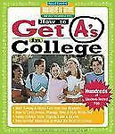How to Get A's in College: Hundreds of Student-Tested Tips-ExLibrary