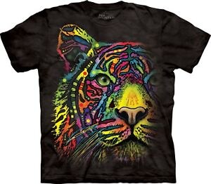 Shirt Tiger T The Mountain Adult Unisex Rainbow qPEw7WpZp