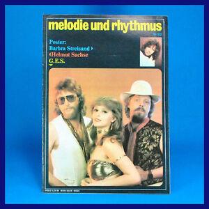 DDR-Melodia-e-Rhythmus-11-1983-Barbra-Streisand-John-Mayall-P-Rutherford