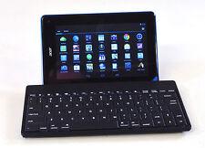 VERSUS SLIMLINE MINI BLUETOOTH KEYBOARD iPAD NEXUS TABLET PHONE LAPTOP COMPUTER