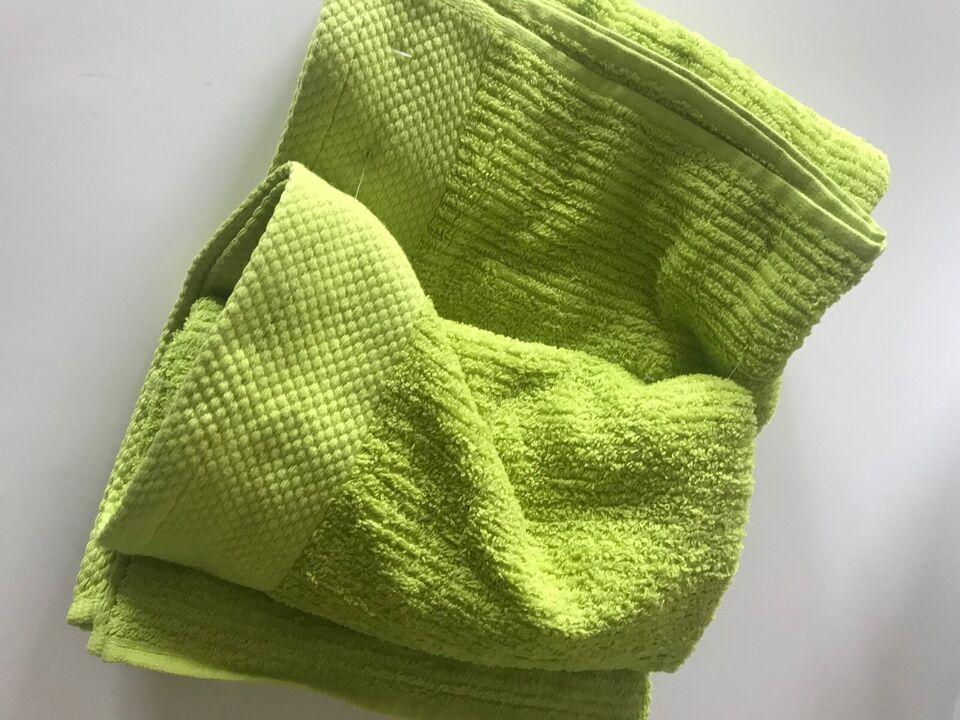 Håndklæde, Håndklæde