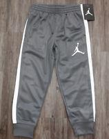 Air Jordan Boy Sweat Pants Track Pants Gray & White