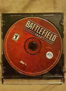 Battlefield 1942 (PC, 2002) only disc one