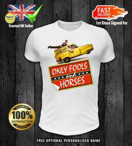 Trotters commerçants Indépendants T-shirt Seulement Fools Et Cheval Unisexe Adultes Homme