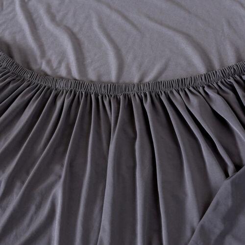 Monochrome Universal Stretch Elastic L Shape Sofa Cover Sectional//Corner Sofa A//7