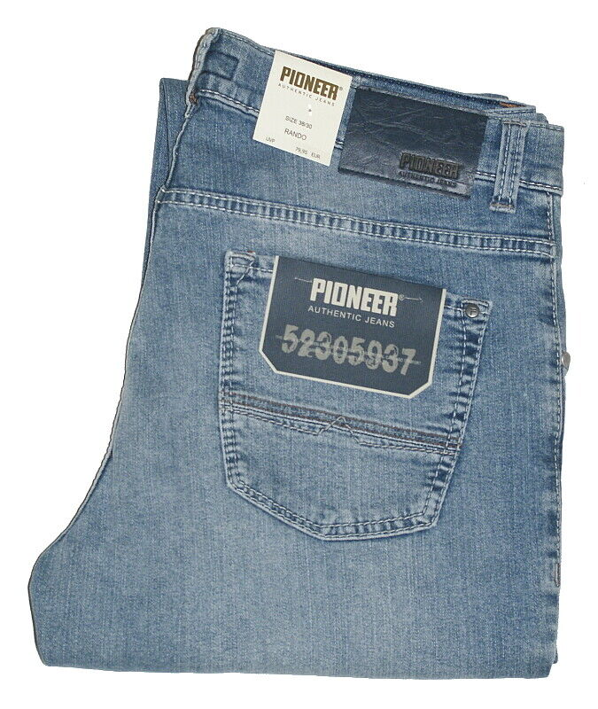 Pioneer Rando Size Selection Stretch Men's Jeans bluee 1674 1 9882.376 -