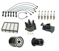 Lexus Sc300 92 95-97 Ignition Tune Up Kit Filter Cap Rotor Denso Spark Plugs on sale