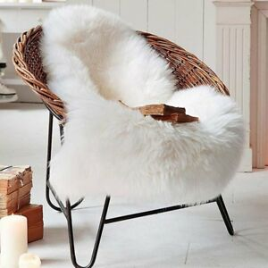 Sofa-Bedroom-Soft-Fluffy-Wool-Sheepskin-Mat-Washable-Rug-Floor-Carpet-Blanket