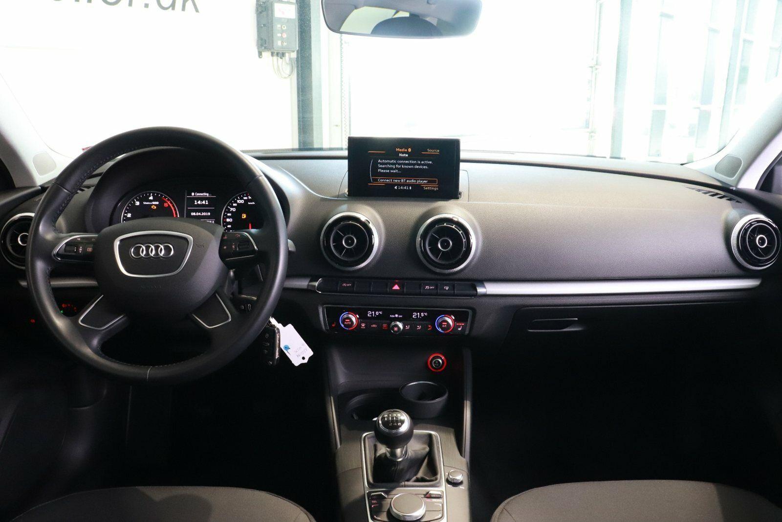 Audi A3 TDi 110 Ultra Attraction SB