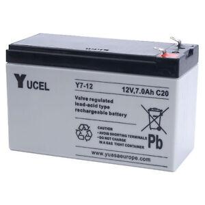 Batterie-biomedicale-12V-7ah-Y7-12FR-yucel-151x65x100mm-FLAMME-RETARDANT