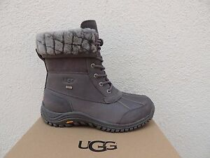 8b010fe32e1 Details about UGG ADIRONDACK II LUXE QUILT WATERPROOF SHEEPSKIN BOOTS, US  5/ EUR 36 ~NEW