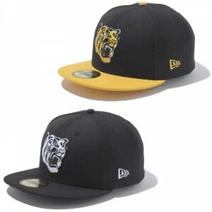 7a6ca0cd4 Details about NEW ERA 59FIFTY Fitted Cap NPB Hanshin Tigers Tiger Logo 2  Colors Japan Tracking