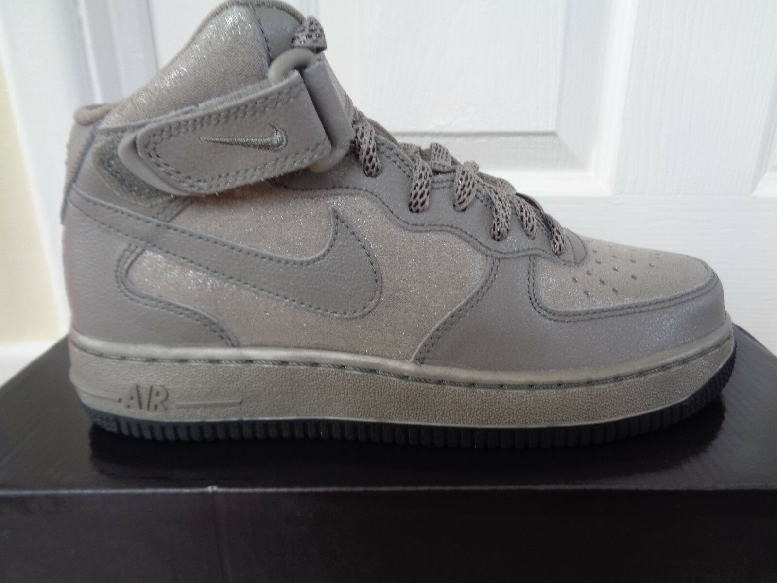 Nike Air Force 1 '07 Mid trainers PRM Femme trainers Mid 805292 002 uk 4 eu 37.5 us 6.5 NEW 7f3b1f