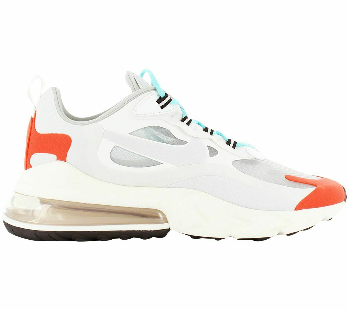 Nike Air Max 270 React - MID-CENTURY ART - AO4971-200 Herren Turnschuhe Schuhe NEU