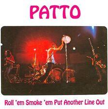 patto  - roll em smoke em ....+ 7 bonus ( UK 1972 )  CD