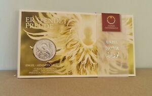 10 Euros Argent Ag 925 Autriche 2018 - Ange Uriel