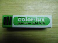 Penn Plax Color-lux Aquarium Light Bulb Co-g15