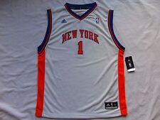 New York Knicks NBA Basketball Jersey - Stoudemire #1 Youth X Large / Mens Small