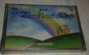 33-ZECCHINO-D-039-ORO-MC-ANTONIANO-FIVE-RECORD-nuova-sigillata-k7-tmc-266-cassetta