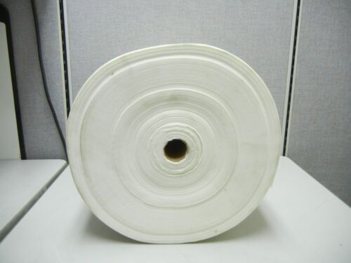 031038 NEW 500 YARD 8H1 TYPE W-45 FILTERING FABRIC 031038 INDUSTRIAL FILTER CO