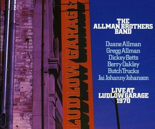The Allman Brothers - Live at Ludlow Garage [New CD]