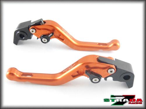 Strada 7 Racing réglable CNC Levier court orange KTM SUPER ADVENTURE 1290 S//T