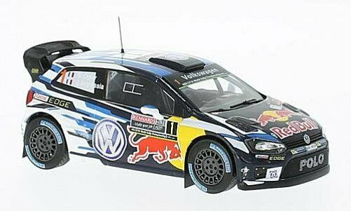 IXO Models VW Polo Polo Polo R WRC NB 1 rojo Bull 1 43 RAM650 4b86fa