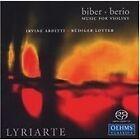 Biber, Berio: Music for Violins (2006)
