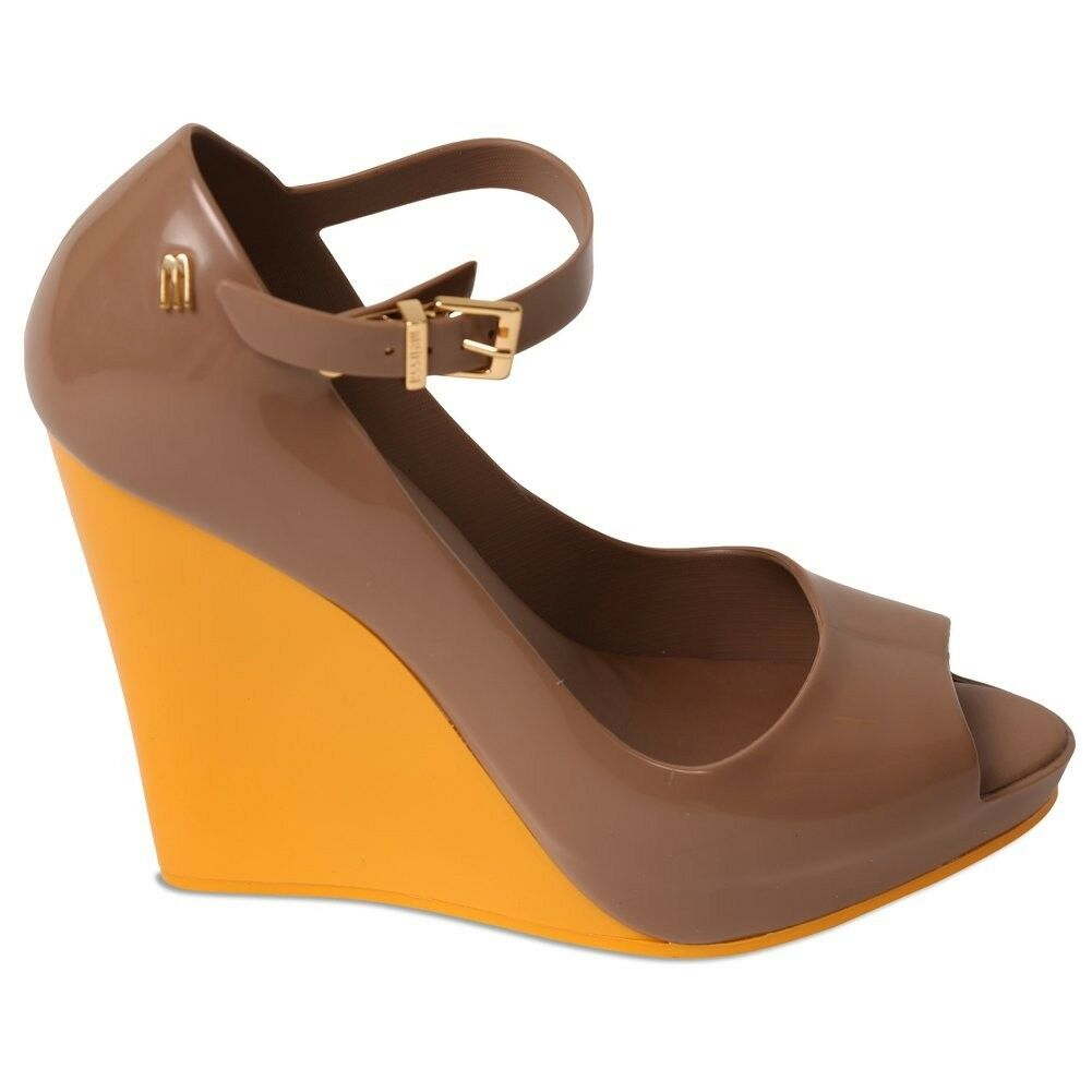 Melissa shoes Prism (Toffee Contrast)