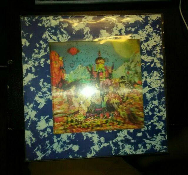 1967 Rolling Stones ‎Their Satanic Majesties Request LP London NPS-2 VG+/VG Lent