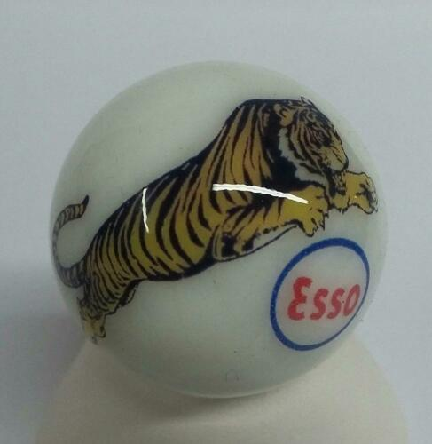 Very Nice Esso Tiger Glass Marble #102