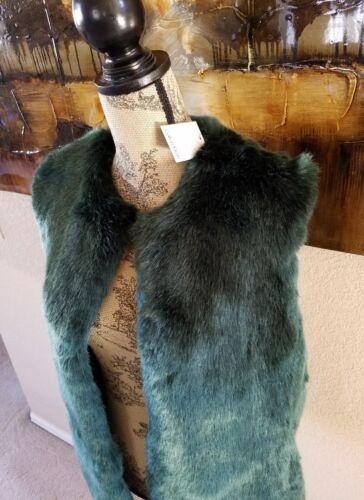 gilet fourrure en vert fausse 250 Klein petit taille pour Thespot917 Calvin femme xE5qI00w