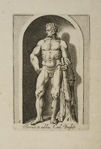 Philippe-tomassin-TROYES-1562-Rom-1622-Hercules-A-D-Collection-Borghese-1611