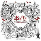 Buffy the Vampire Slayer Adult Coloring Book by Joss Whedon (Paperback, 2017)
