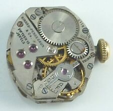 Vintage Girard - Perregaux LDS Mechanical  Wristwatch Movement - Parts / Repair