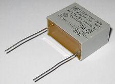 Ero 1uf Capacitor 250 Vac Radial Metalized Polyester Capacitors 1uf 250v