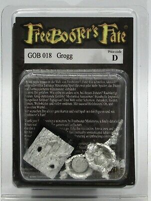 Freebooter/'s Fate Grogg Goblin Pirates Freebooter Miniatures GOB018