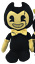 """Bendy And The Ink Machine 7/"""" Plush Heavenly Toys Official Licensed Merchandise"""