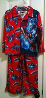 Skylanders Pajama Set Size Xs 4-5 Boys