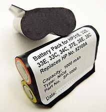 Battery (1000mAh - NiCd) for HP31E, HP32E, HP33E, HP34C, HP38E, 1000mAh - NiCd