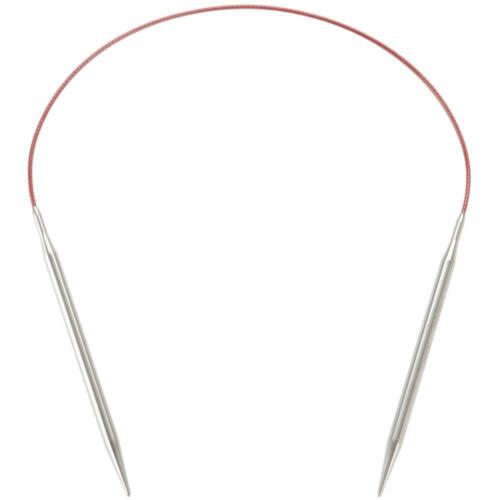 CHIAO GOO SIZE 10 16 INCH RED LACE CIRCULAR KNITTING NEEDLE
