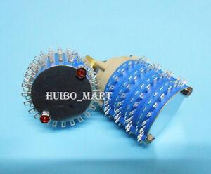 2x 6.0mm Shaft  4Pole 23step 24Step Rotary Switch DIY Attenuator Volume Control