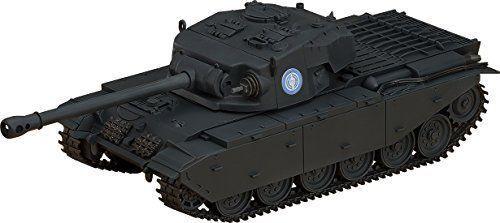 Nendorid Plus Filles et Panzer Centurion Figurine  Articulée Good Smile Company  se hâta de voir