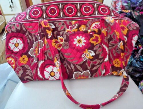 Vera Bradley Miller Bag in Carnaby pattern  - image 1
