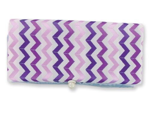 Jewelry Roll Color Choice Available Black Purple Turquiose
