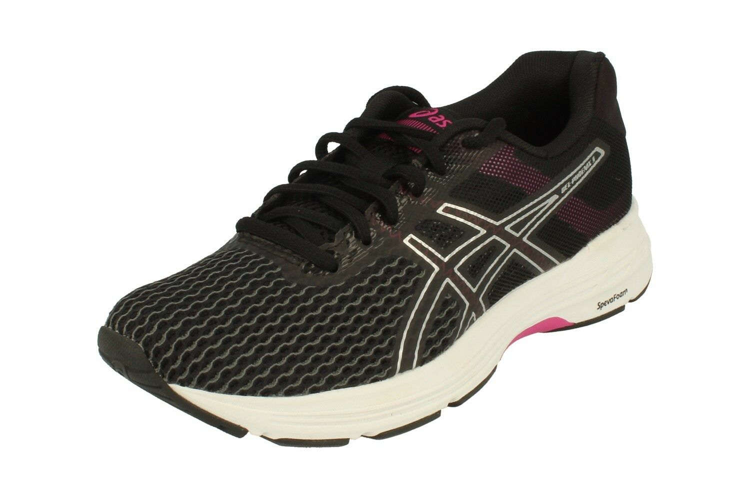 Asics Gel-pheonix 9 femmes Running Trainers T872N Baskets Chaussures 9093
