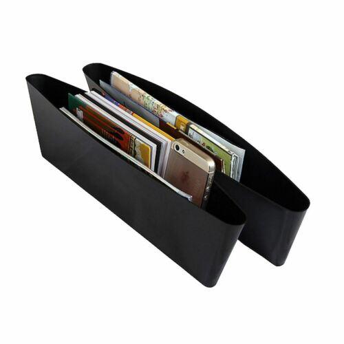 2pc Car Catch Caddy Organiser Pocket for Car Seat Gap Storage