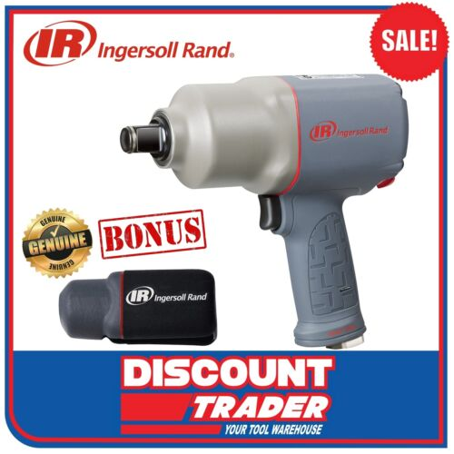 "Ingersoll Rand 34"" Air Impact Wrench Bonus Genuine Boot 2145QIMAX+2145MBOOT"