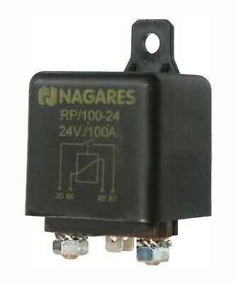 Cargo Mini Relay 24v 100amp SCR24100HCC | eBay on relay circuit, relay pump diagram, ignition relay diagram, 1999 pontiac bonneville parts diagram, relay schematic, power relay diagram, 12 volt relay diagram, relay lens diagram, fan relay diagram, 2005 ford escape fuse panel diagram, relay switch, light relay wire diagram, freightliner tail light diagram, relay modules diagram, 5l3t aa relay diagram, 8 pin relay diagram, horn relay diagram, block diagram, relay connector diagram, relay parts,
